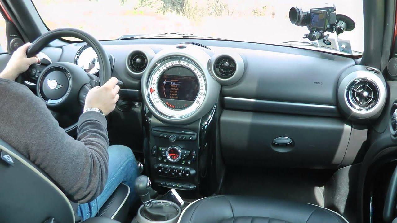 Mini Countryman Cooper Sd Test Drive Da Hdmotori It Youtube