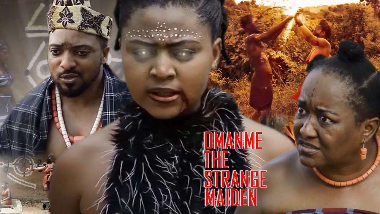 Download Omanme The Strange Maiden 1&2 -Regina Daniel's 2018 Latest Nigerian Nollywood Movie/African Movie Hd