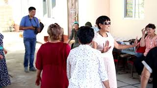 Токмок Тимур+Насиба музыкально-танцевальная часть