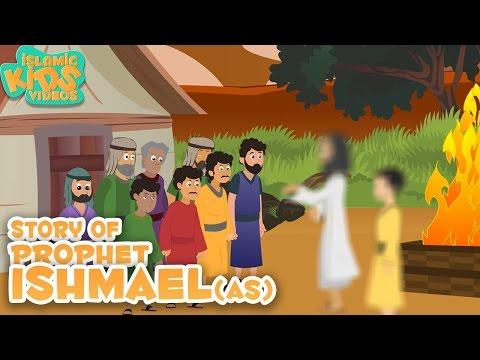 Islamic Kids Stories | Prophet Ishmael (AS) | Story For Children| Prophet Stories For Kids