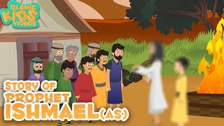Gambar cover Islamic Kids Stories | Prophet Ishmael (AS) | Story For Children| Prophet Stories for Kids