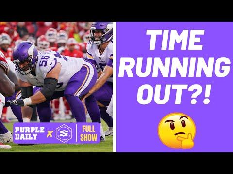 Should Minnesota Vikings pull the plug on Garrett Bradbury?