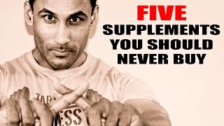 5 supplements you should never buy- save money