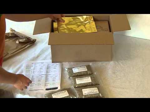 Unboxing Home Roast Coffee Beginners Kit Video