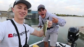 Do Norm and Andrew Flair win the MTB Youtuber Fishing Tournament?