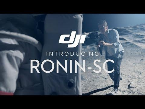 DJI - Introducing Ronin-SC