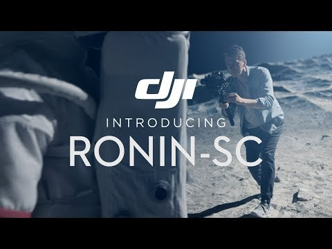 DJI - Introducing Ronin-SC
