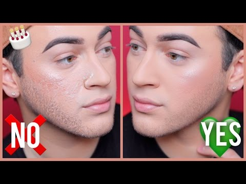 Thumbnail: HOW TO STOP YOUR FULL COVERAGE FOUNDATION FROM GETTING CAKEY!