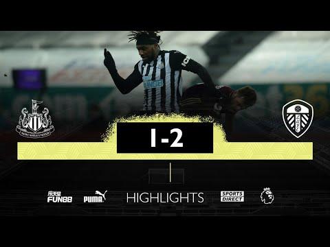 Newcastle United 1 Leeds United 2 | Premier League Highlights