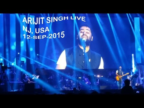 Arijit Singh Live Concert awesome show ,NJ 2015