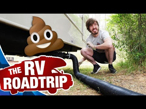 Poop Pipe Party! - The RV Roadtrip