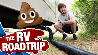 Poop Pipe Party! - The RV Roadtrip #4
