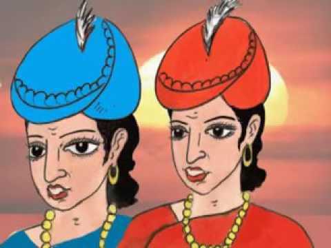 Thakumar Jhuli Bengali Cartoon   Lalkamal Nilkamal   2017