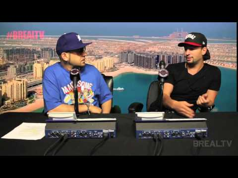 HIP HOP IN DUBAI with Salam Wreck & Two Tone