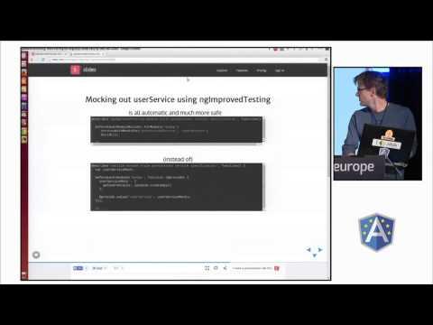 ngImprovedTesting: mock testing for AngularJS made easy