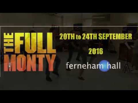 Fareham Musical Society Presents: The Full Monty