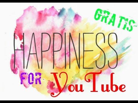 Lagu Gratis Untuk YouTube - Happiness #Music Free