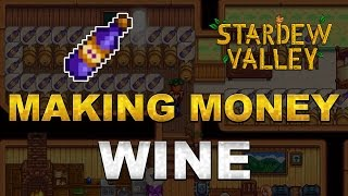 Stardew Valley: How to make millions with Wine