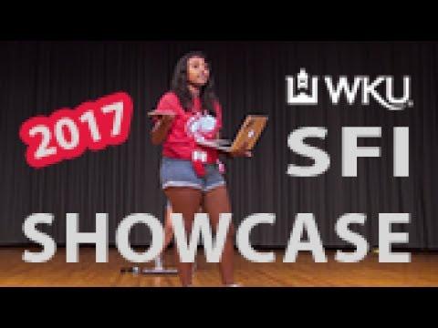 2017 WKU SFI - Performance Showcase