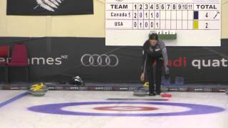 Winter Games NZ Curling Finals