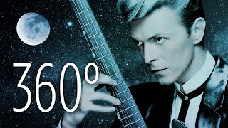 Travel To The Moon With David Bowie (360°)