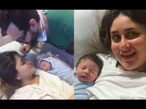 Hospital Footage | Celebrities Visit Kareena Kapoor Khan & Her Son Taimur Ali Khan