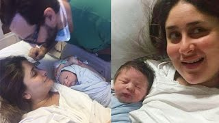 Hospital Footage | Celebrities Visit Kareena Kapoor Khan & Her Son Taimur Ali Khan