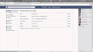 تفعيل خاصية Contacts de confiance لتأمين حساب فيسوك