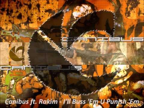 Canibus ft. Rakim - I'll Buss 'Em U Punish 'Em W/Lyrics