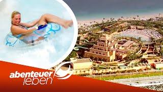 Der Mega-Wasserpark in Dubai | Abenteuer Leben