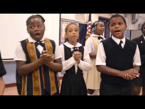"""Urban League of Greater Pittsburgh Charter School """"I Believe I Can Fly"""" Song"""