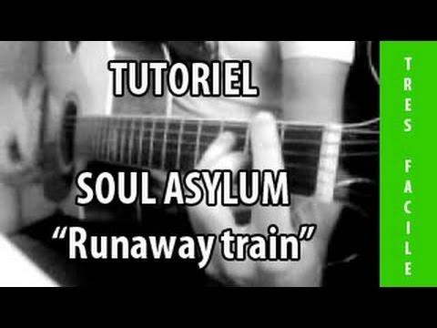 Tutoriel Guitare - Runaway train ( soul asylum ) - YouTube