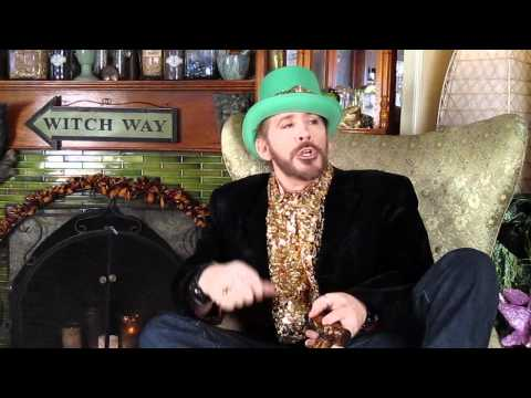 Green ~ with Master Psychic Daniel Akner