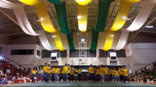 ESS GS Intrams 2017 Cheerdance Competition 6-Camarines Norte