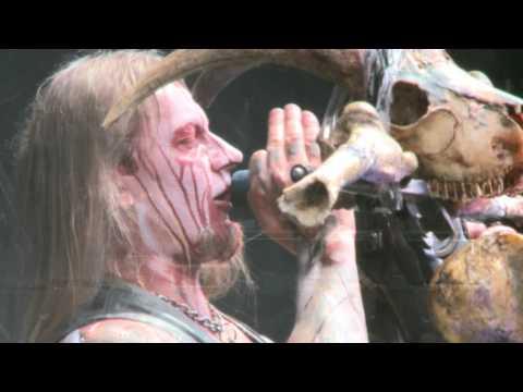 Belphegor - Conjuring The Dead Pactun In Aeternum - Bloodstock 2015