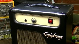 Epiphone Valve Junior  Mods - A Total Waste of Time?