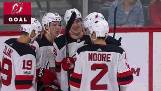 New Jersey Devils and the Minnesota Wild - November 20, 2017 | Game Highlights | NHL 2017/18