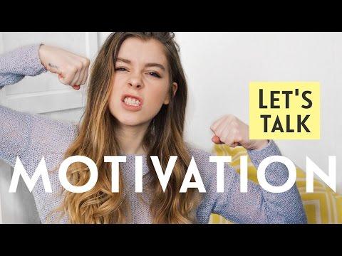 Поговорим о : Мотивации. Где её найти? | Ира Блан