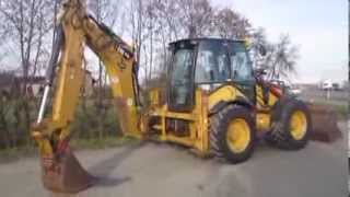 Caterpillar 444E demo, Stock number 00024562 @ BIG Machinery