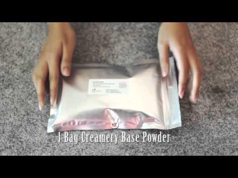 Home Made Premium Quality Ice Cream With Creamery Delight Powder