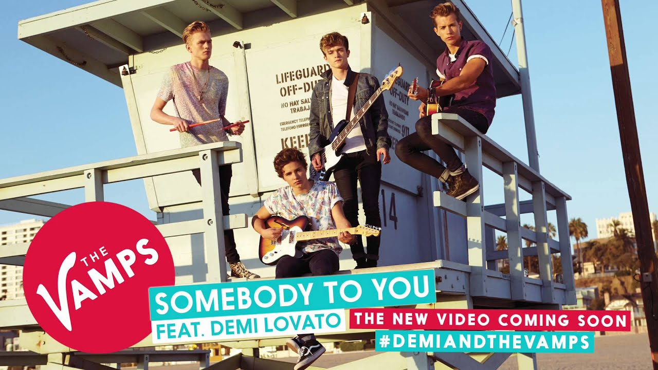 The Vamps - Somebody To You ft. Demi Lovato (COVER ... |Somebody To You Demi Lovato