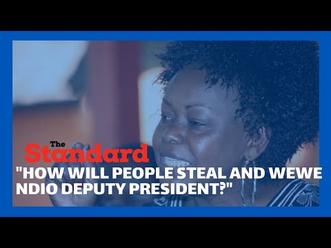 Millie Odhiambo talks, BBI, Msambweni elections, gender bill and DP Ruto's 2022 ambitions