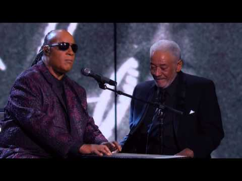 Bill Withers Stevie Wonder Aint No Sunshine Rock & Roll Hall of Fame 2015 Induction
