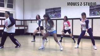 MOVES Z-studio - Pa Que Baile