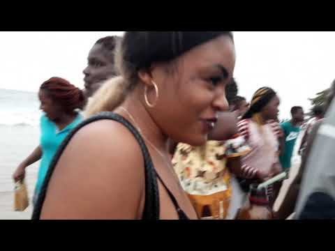 #RAW GABON BEACH LIFE PART 2 [ LIBREVILLE ] Recommended For You - AM HOY
