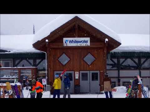 Whitewater Ski Resort by Escape2ski,  Jan 2018