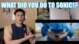 Baixar YIKES! - Sonic The Hedgehog Official Trailer - REACTION!