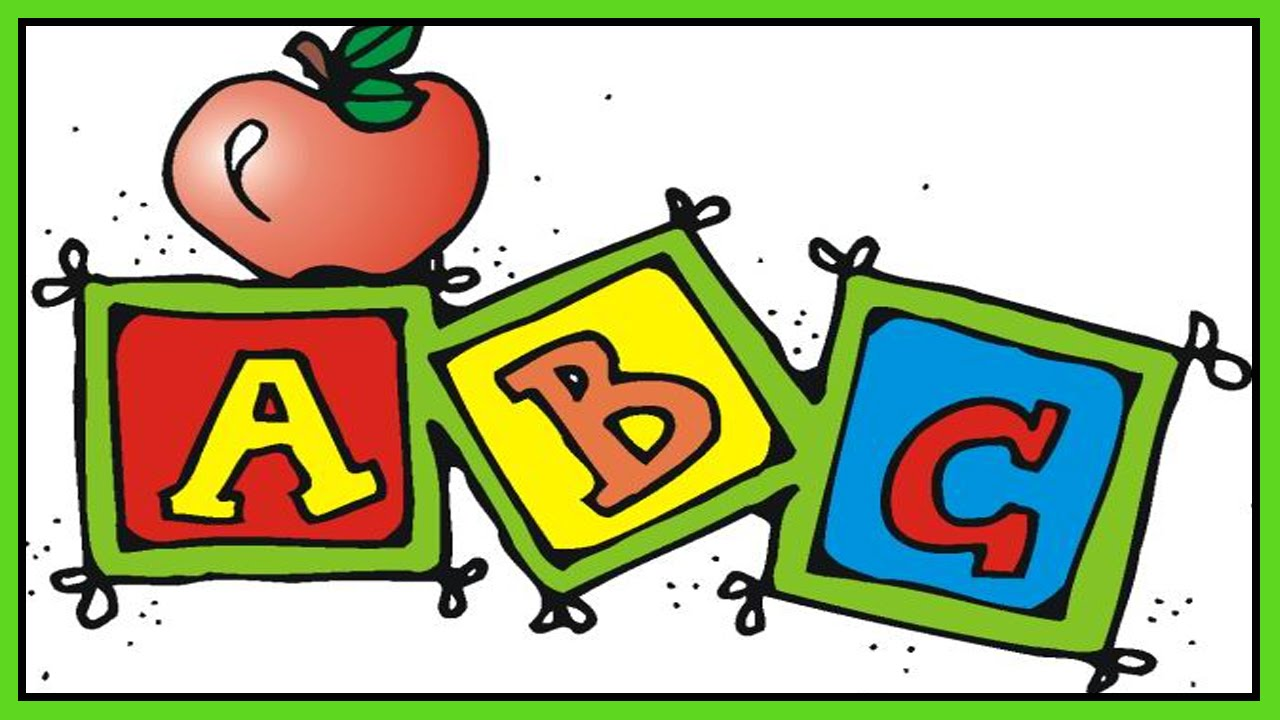ABC SONG - ABC Songs for Children - Learn your ABC's with Face ...