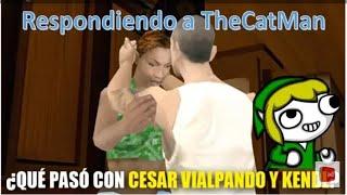 Qué Pasó con Cesar Vialpando y Kendl Johnson después del GTA San Andreas respondiendo a TheCatMan