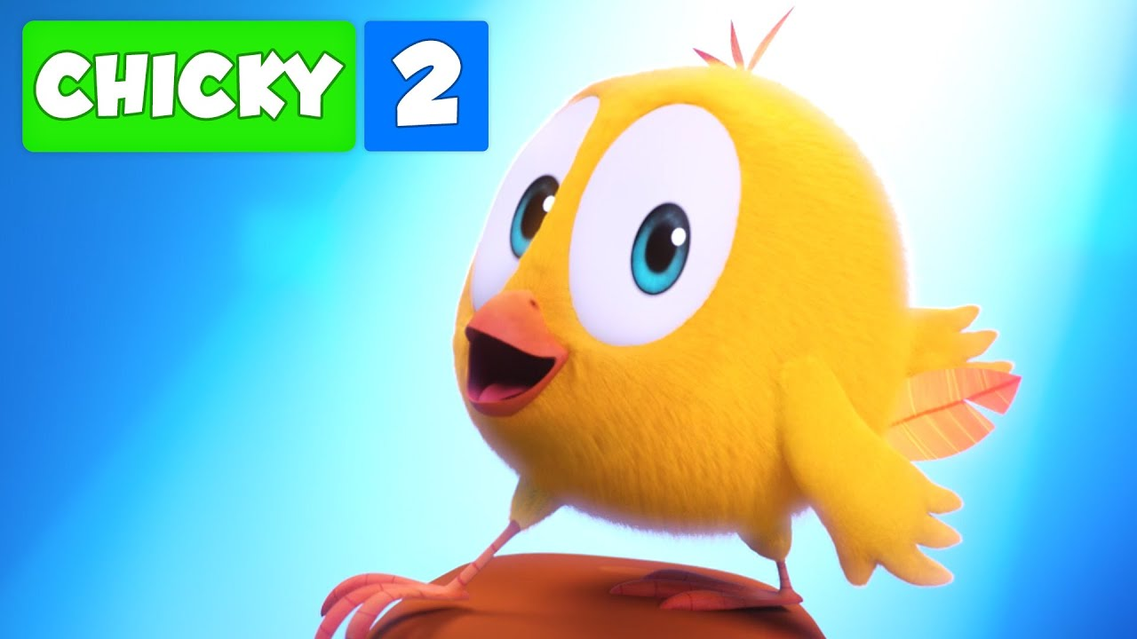 Onde está Chicky? TEMPORADA 2 | CHICKY SHOW | Desenhos Animados Infantil
